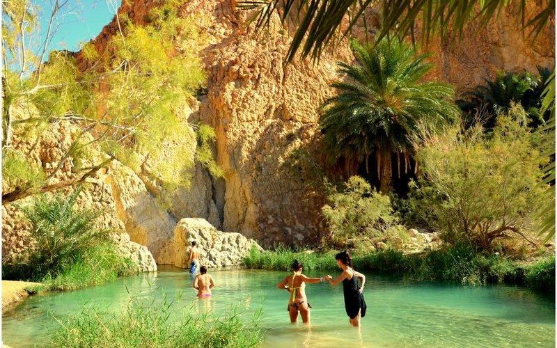 Tamerza tozeur tunisie voyage tunisie - Office de tourisme djerba ...