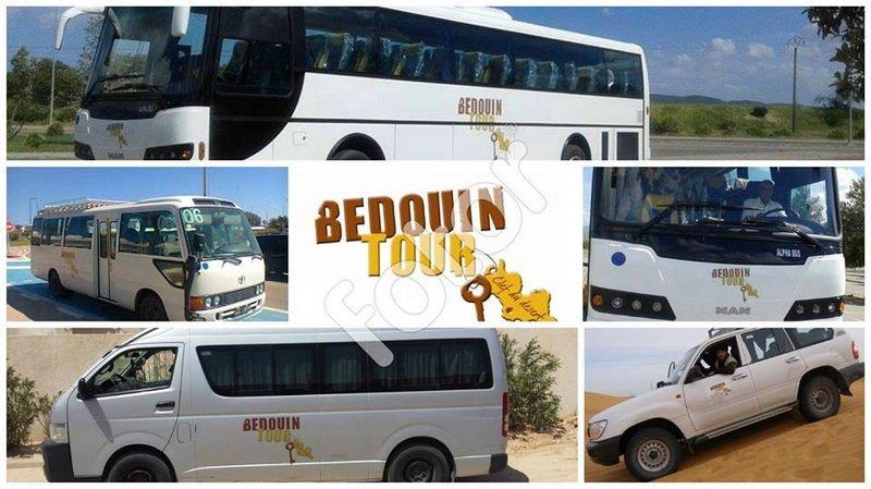 BEDOUIN TOUR, Tunisie