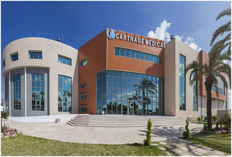Centre international carthage m dical tunisie voyage - Office des oeuvres universitaires pour le centre ...