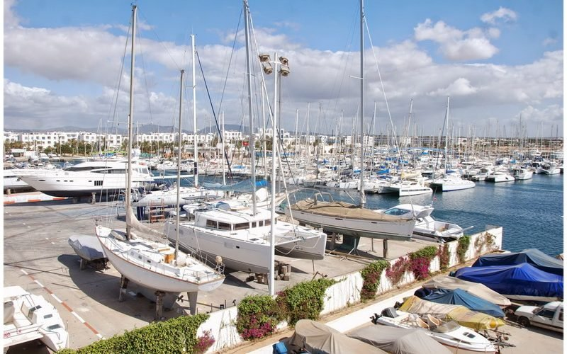 Yasmine Hammamet Ville de Tunisie