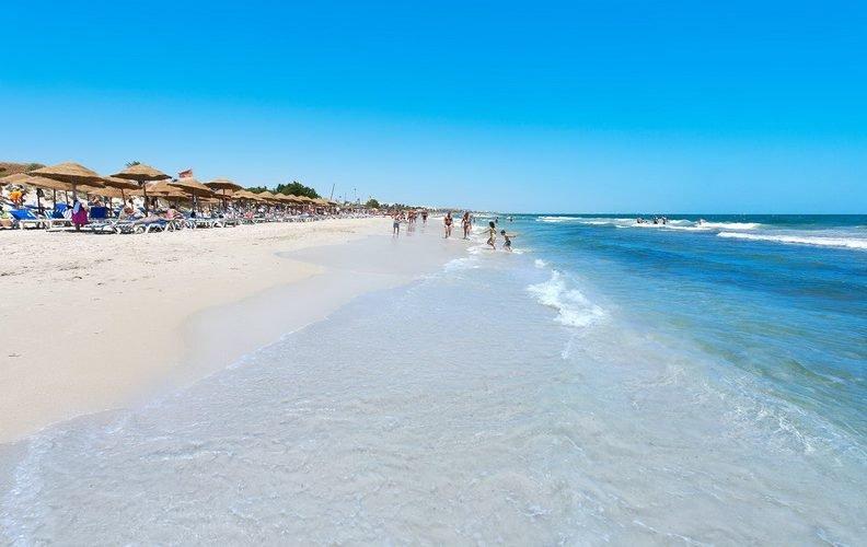 Les magnifiques plages de mahdia tunisie voyage tunisie - Office de tourisme djerba ...
