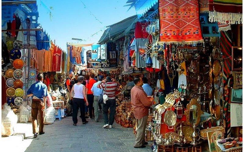 Les souks de tunis tunisie voyage tunisie - Office de tourisme tunisie ...