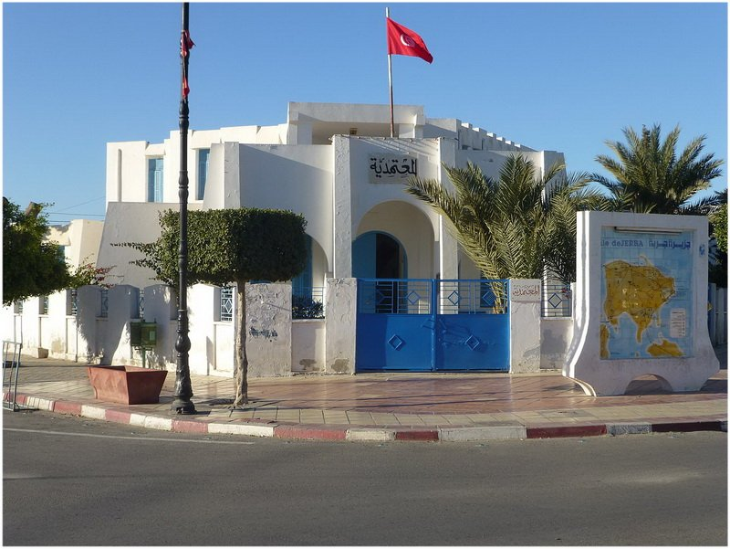 Midoun djerba tunisie voyage tunisie - Office de tourisme djerba ...