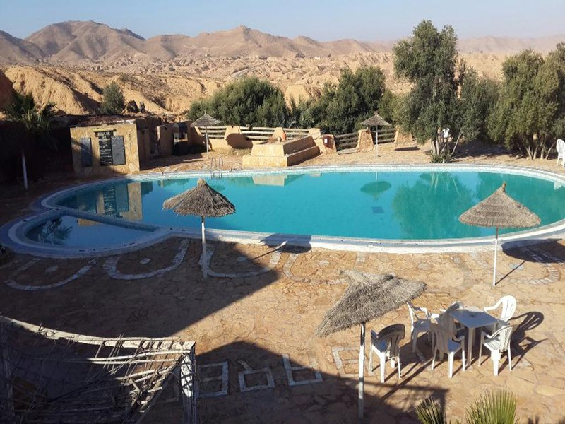 Hotel Diar El Barbar Matmata, Gabes