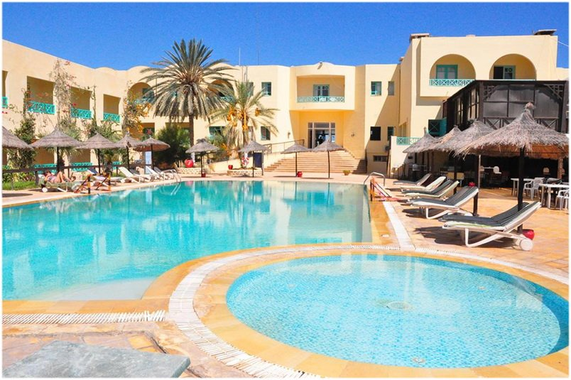 Hotel Diar Yassine, Djerba
