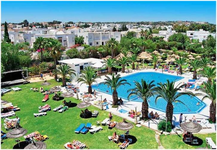 Hotel Golf Residence, Sousse