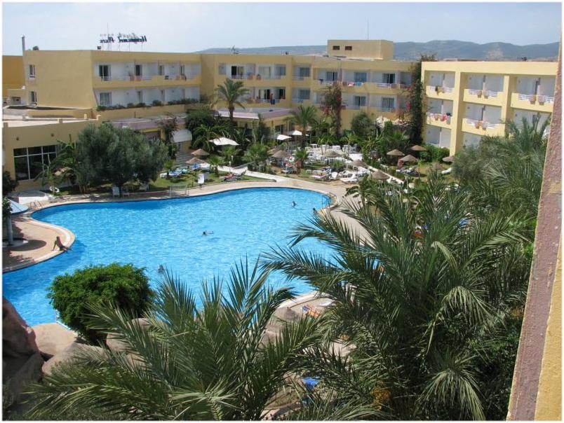 Hotel Azur Plaza, Hammamet