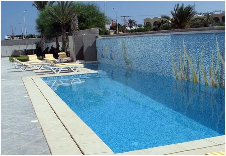 Hotel Hippocampe, Djerba