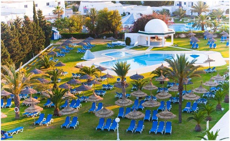 Hotel Le Zenith, Hammamet