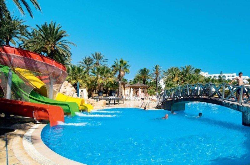 Hotel Marhaba Beach, Sousse