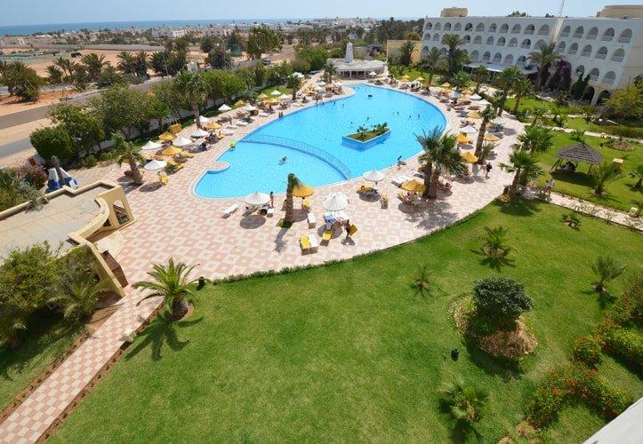 Hotel Sidi Mansour, Djerba