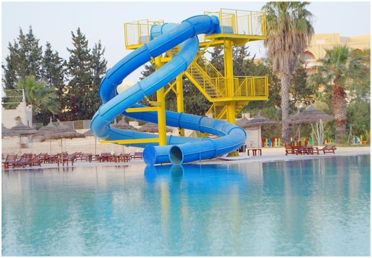 Hotel Soviva Resort, Sousse