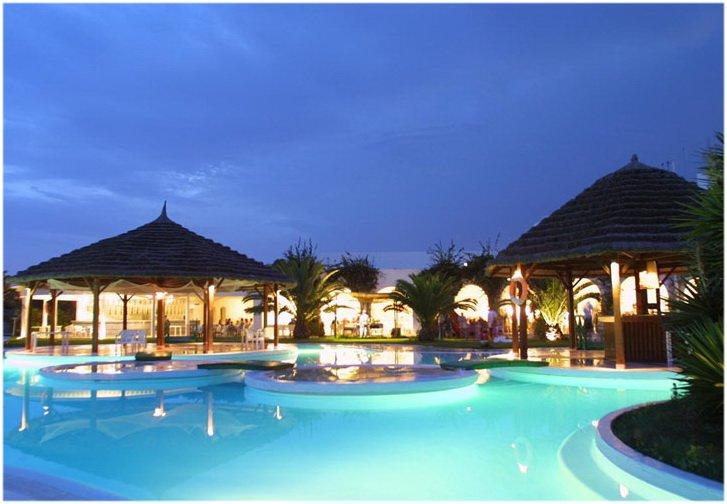 Hotel Shalimar, Hammamet