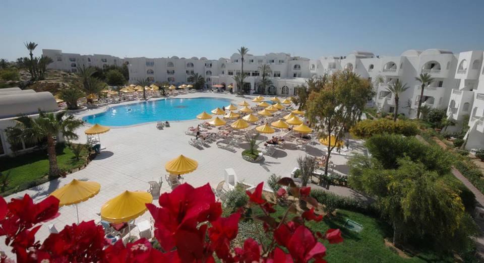 Hotel Isis Thalasso & SPA, Djerba