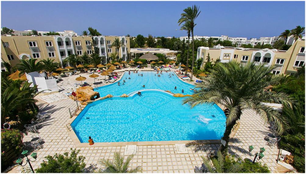 Hotel Joya Paradise, Djerba