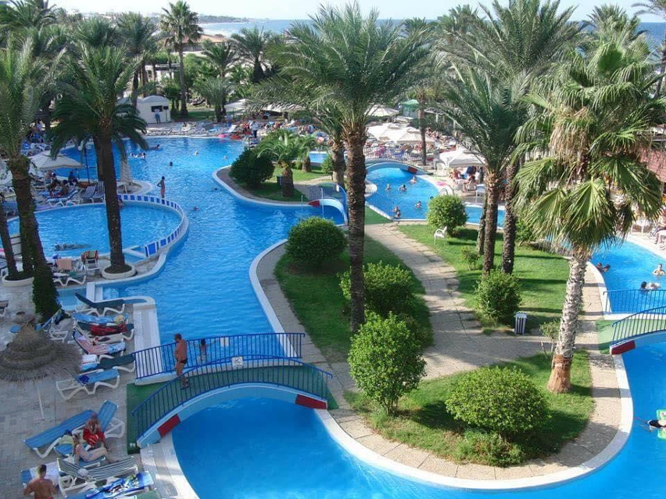 Hotel Riadh Palms, Sousse
