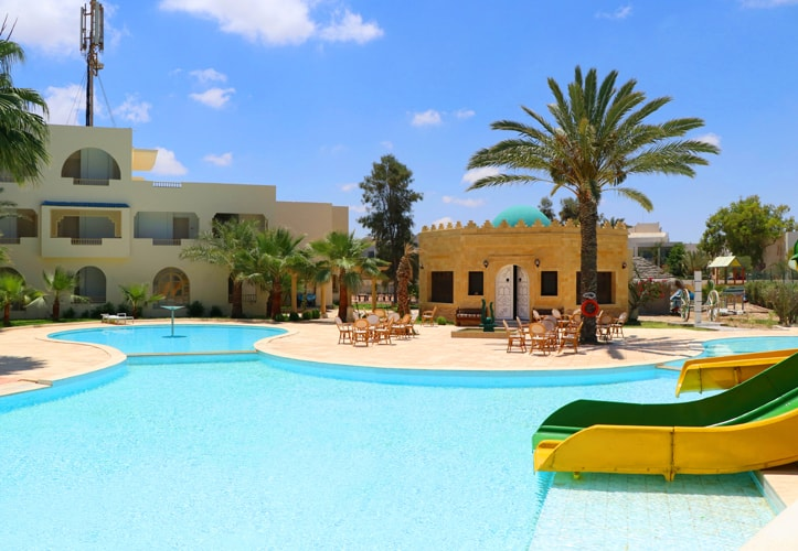 Hotel The Ksar, Djerba