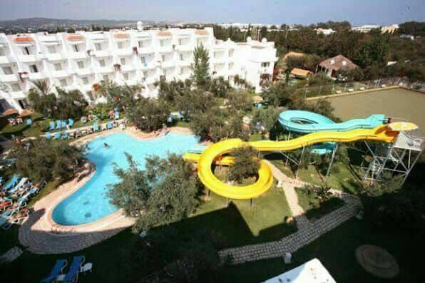 Hotel Hammamet Garden, Hammamet