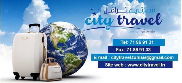 CITY TRAVEL, Tunisie