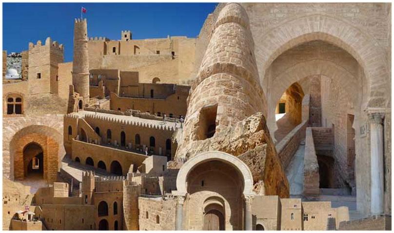 Les Monuments D 233 Poque Antique Et Islamique Tunisie