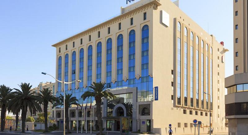 Hotel Novotel Mohamed V, Tunis