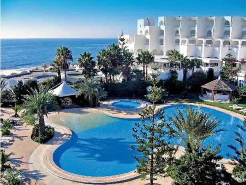 Hotel Sentido Aziza Beach Golf & SPA, Hammamet