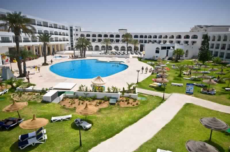 Hotel Bella Vista, Monastir