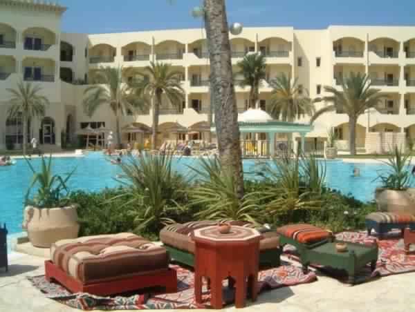 Hotel Bravo, Hammamet