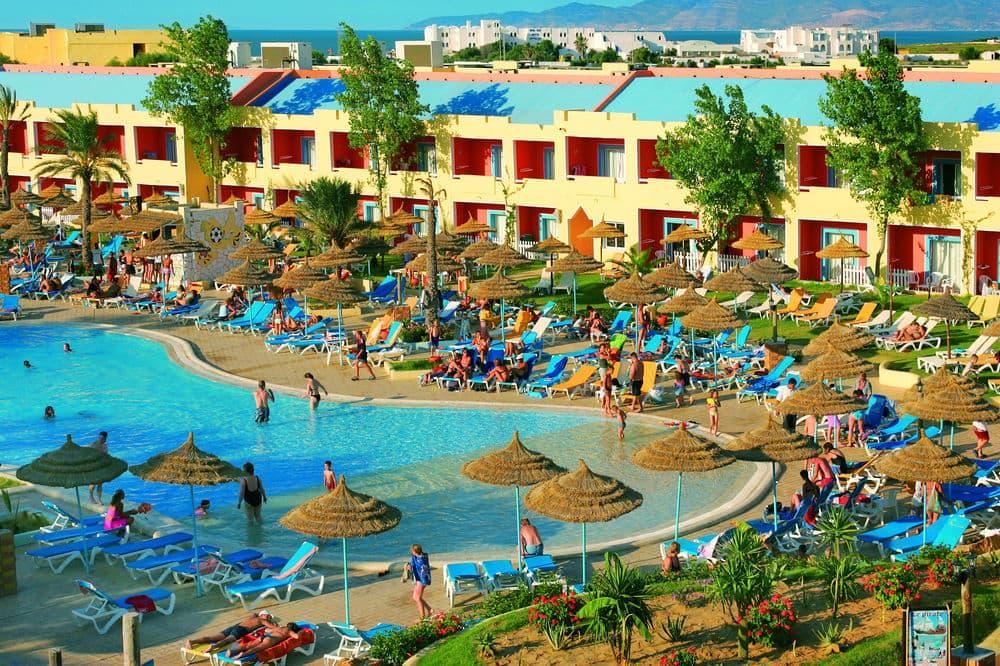 Hotel Caribbean World, Borj Cedria