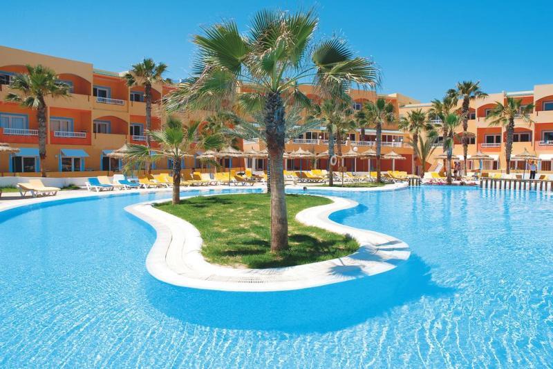 Hotel Caribbean World Thalasso, Djerba