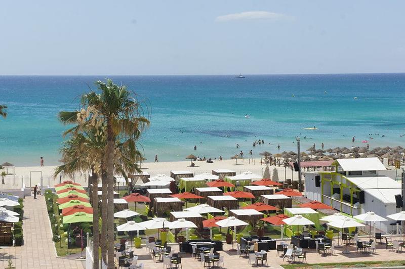 La Playa Club, Hammamet
