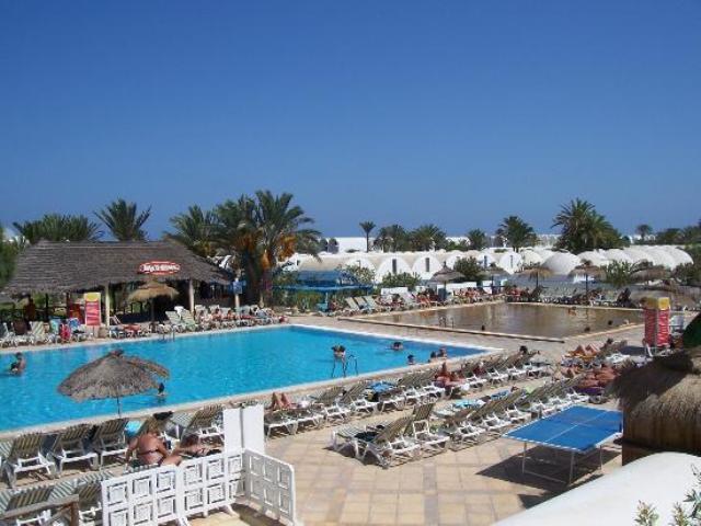 Hotel Club Marmara Zahra, Djerba