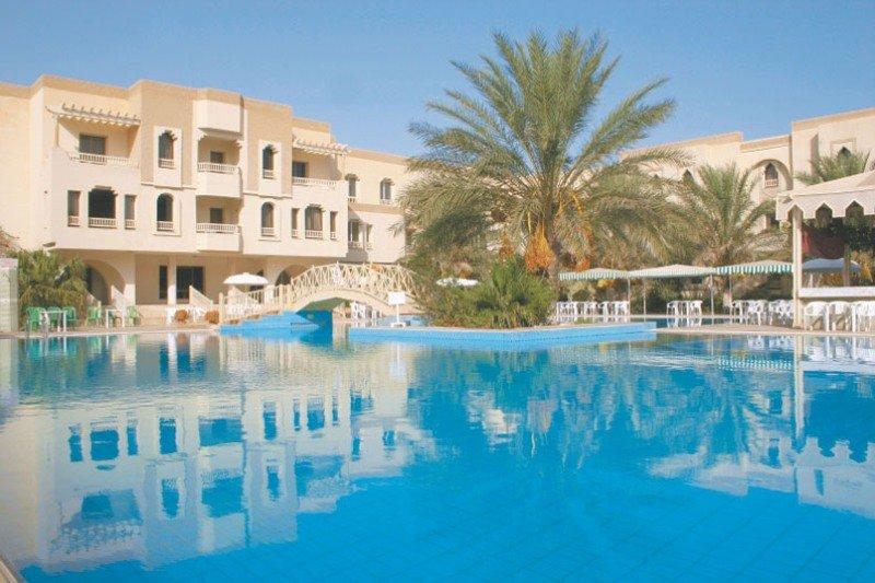 Hotel El Mouradi, Douz