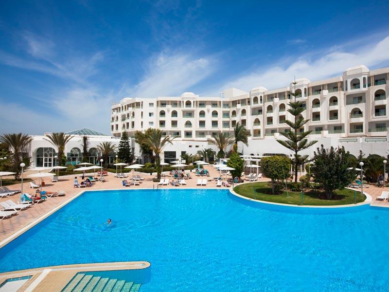 Hotel El Mouradi, Hammamet