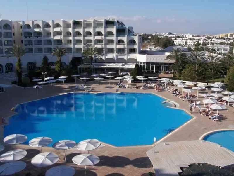 Hotel El Mouradi Palace, Sousse