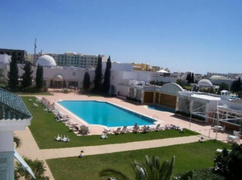 Hotel Vincci Flora Park, Hammamet