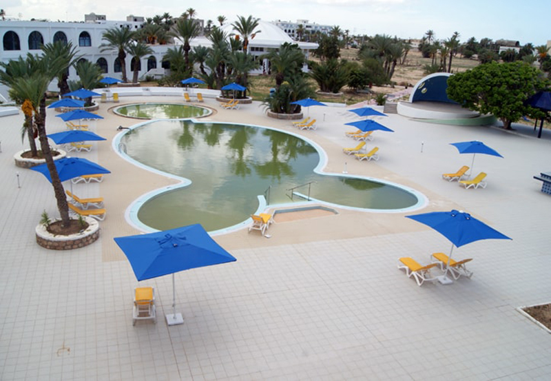 Grand Hotel Des Thermes, Djerba