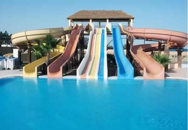 Hotel Hawai Beach, Hammamet
