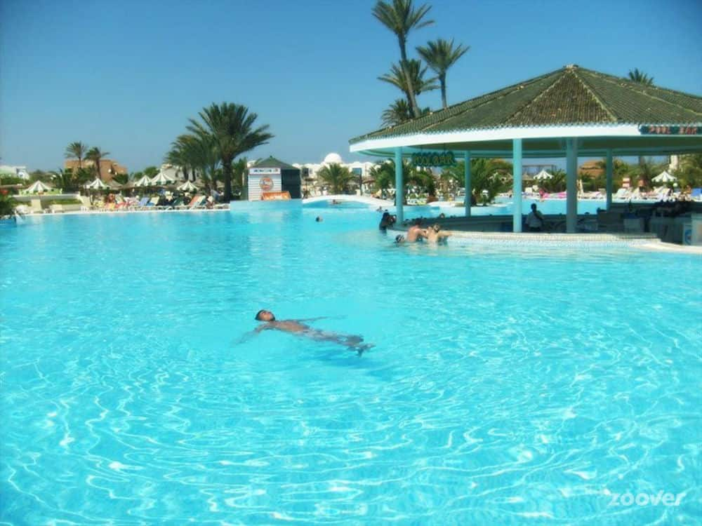 Hotel holiday beach, Djerba