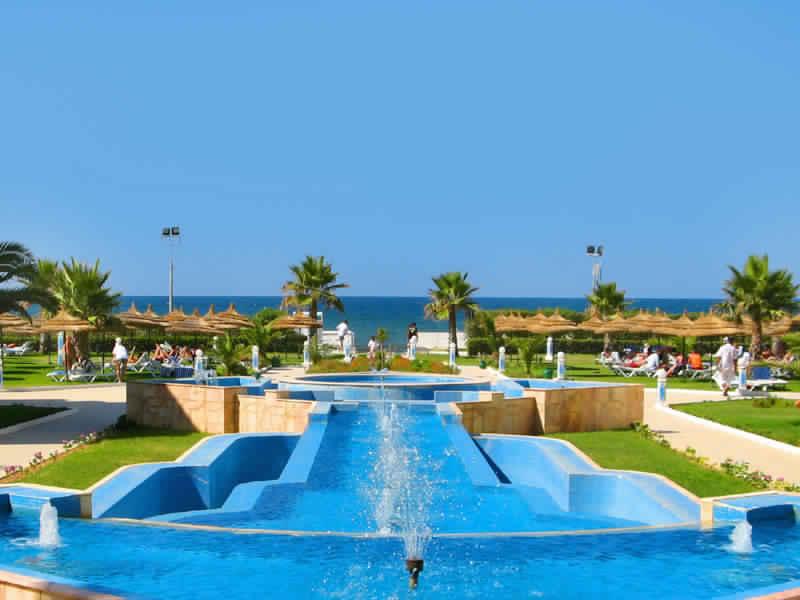 Hotel Amir Palace, Monastir