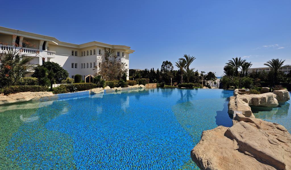 Hotel Medina Bélisaire & Thalasso, Hammamet