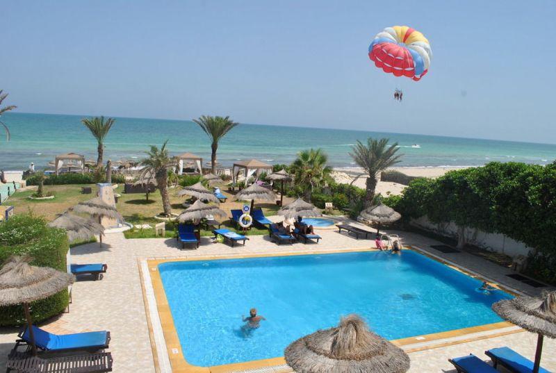Hotel Dar el Bhar, Djerba