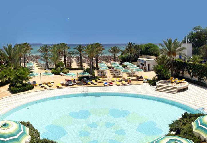 Hotel Nahrawess, Hammamet