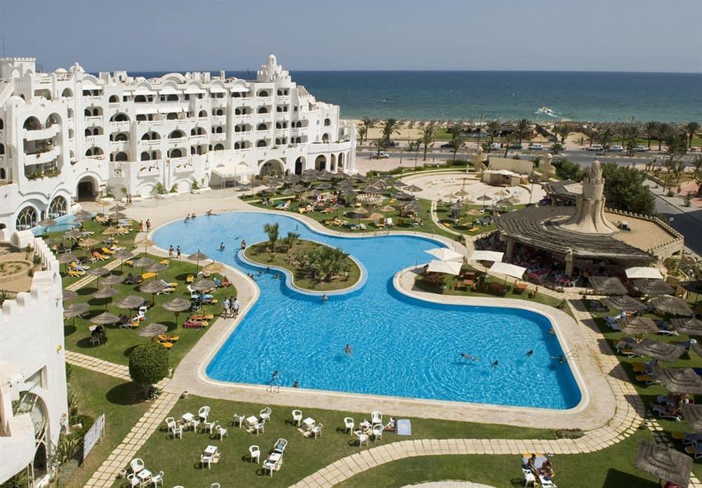 Hotel Lella Baya, Yasmine Hammamet