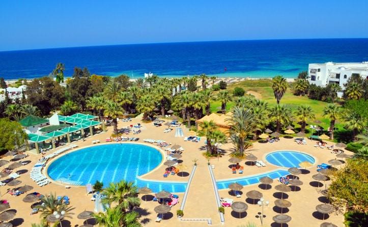 Hotel Marhaba Palace, Sousse
