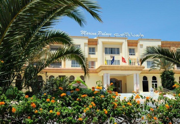 Hotel Marina Palace, Hammamet