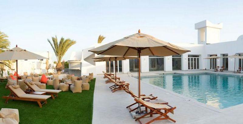 Hotel Club Marmara Dahlia, Djerba