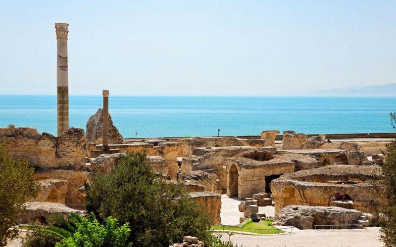 VISITER Carthage Ville de Tunisie