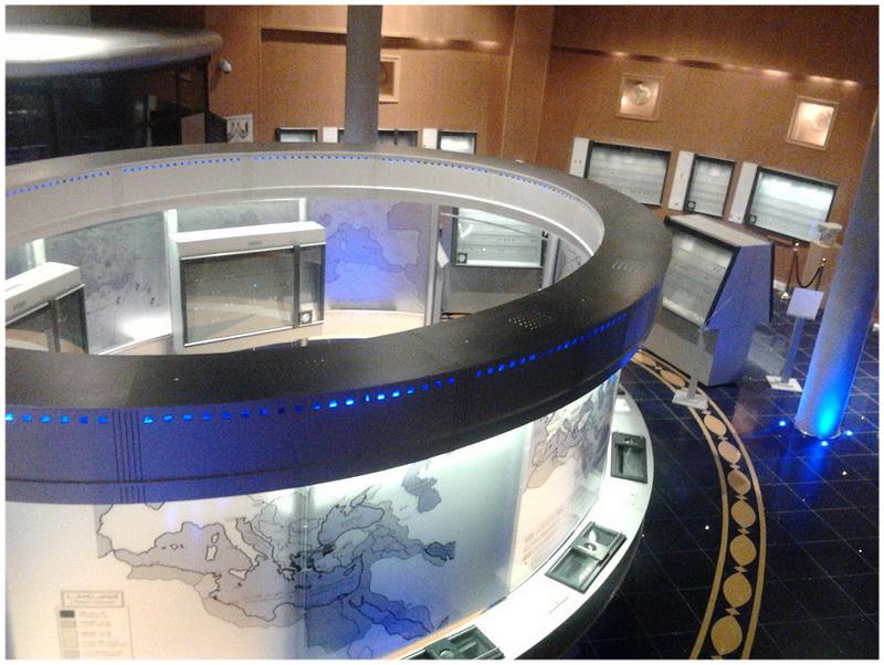 Musée de la monnaie en Tunisie