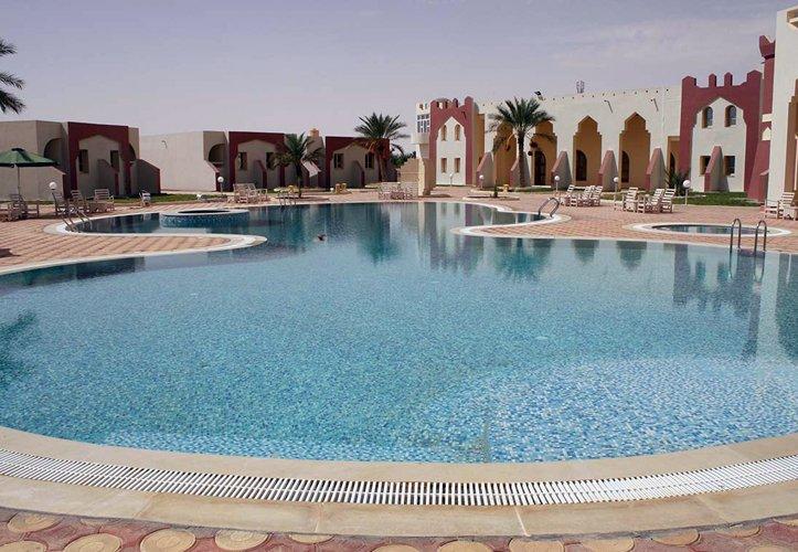 Hotel Offra, Douz